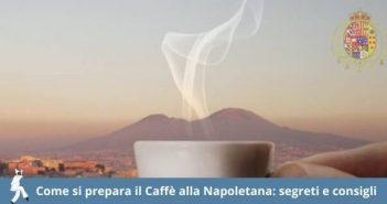 Come preparare il caffè napoletano alla napoletana come lo fanno a Napoli.
